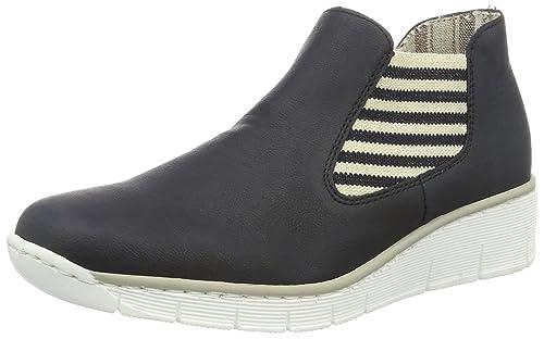 Rieker Damen 53790 Chelsea Boots