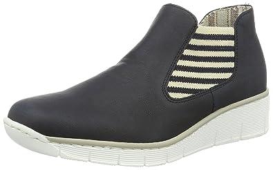 a755e1ae82a0 Rieker Damen 53790 Chelsea Boots  Rieker  Amazon.de  Schuhe ...