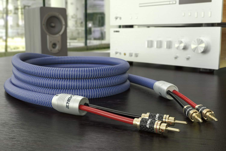 Cavi per diffusori - Ricable VS5 INVICTUS - 2 x 5 mt