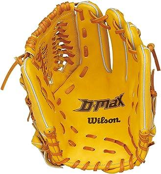 Amazon Com Wilson Japan D Max Wtardo5wp 35 Baseball Glove Infield 11 25 Rht Sports Outdoors