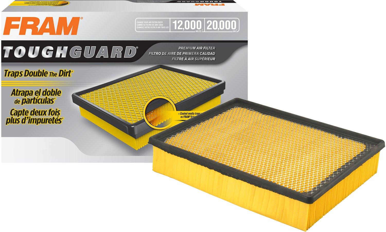 FRAM TGA8755A Tough Guard Flexible Panel Air Filter