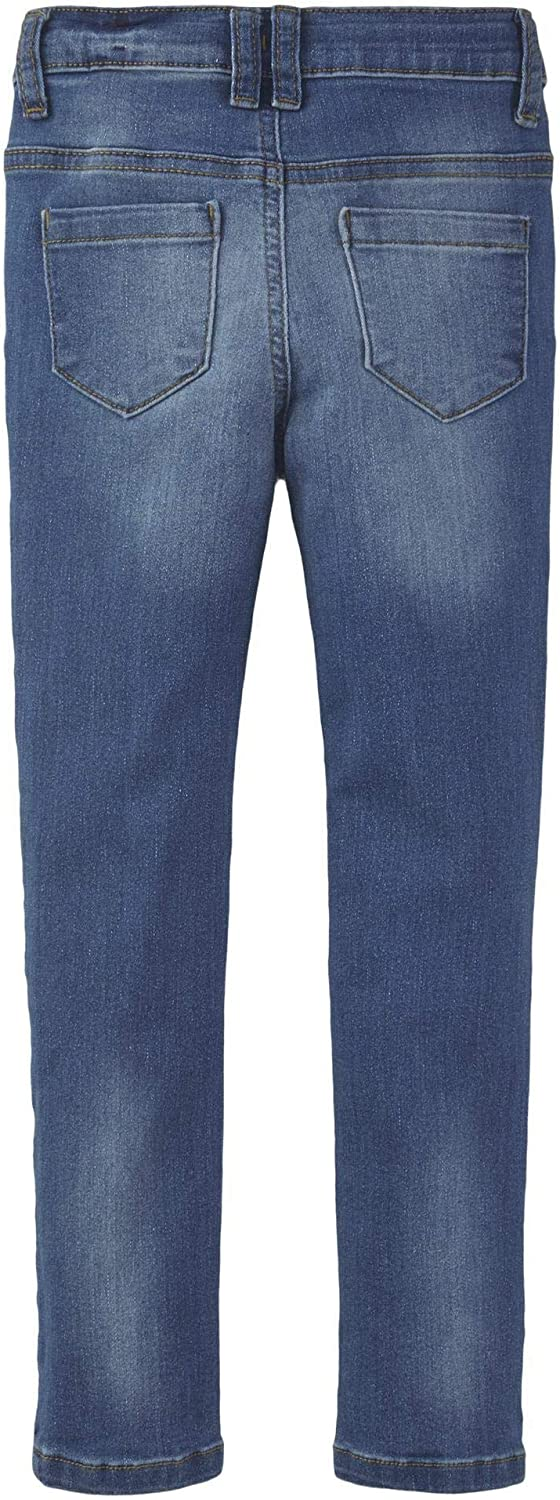 Tom Tailor Denim Placed Print Jeans Bambina