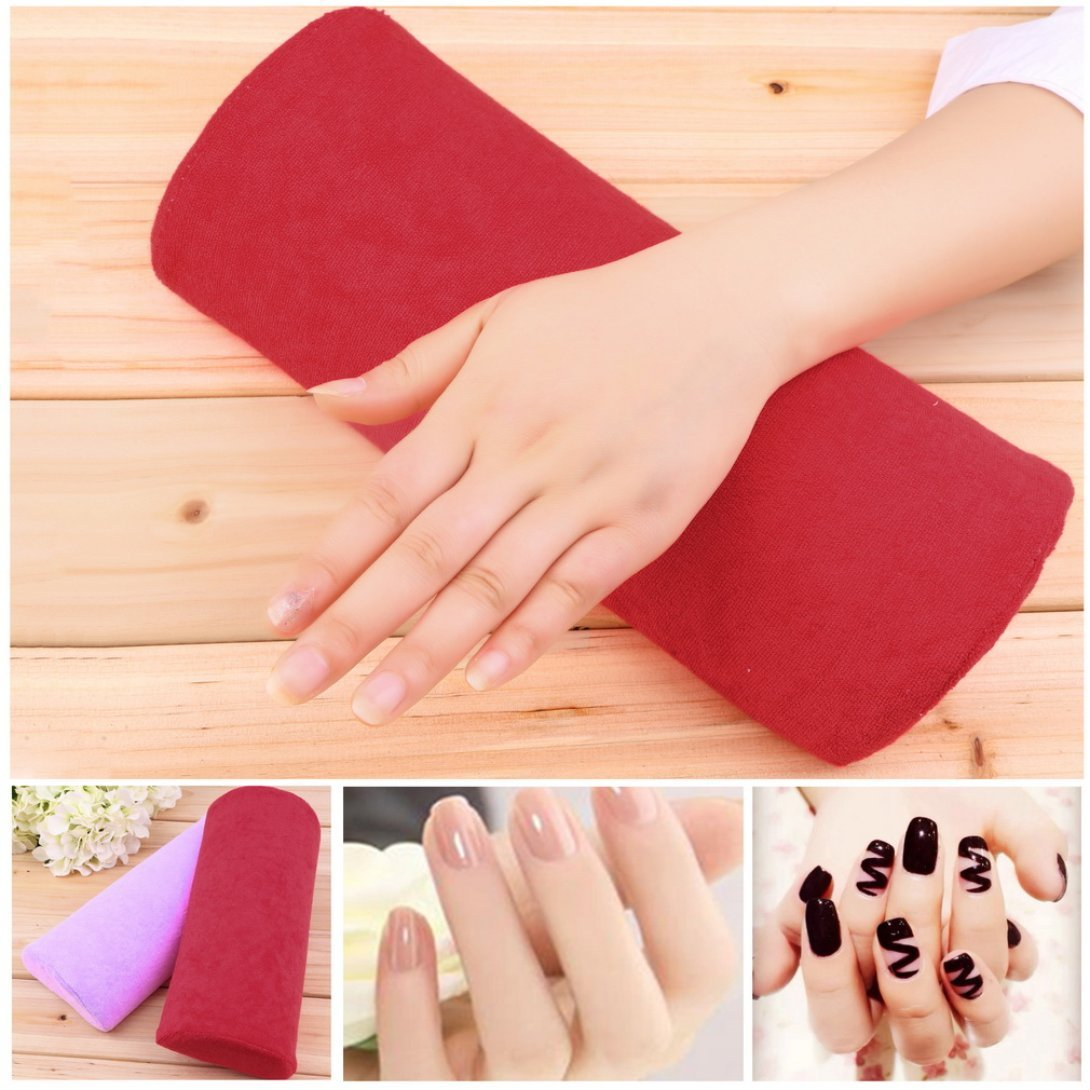 Baynne Fashion Soft Hand Cushion Pillow Rest Nail Art Manicure Hand Holder Pillow