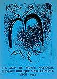 Les Amis du Musée National Message Biblique Marc Chagall