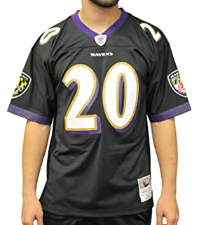 6763732d1d2 Mitchell & Ness Ed Reed Baltimore Ravens NFL 2004 Throwback Premier Jersey