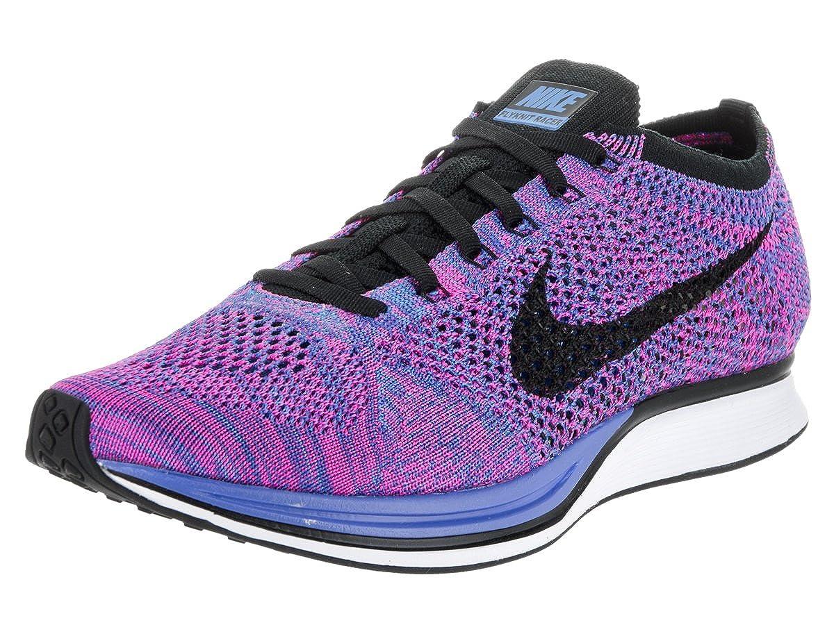 new arrival e58e9 7b7ad Amazon.com   Nike Flyknit Racer - 526628-400   Running
