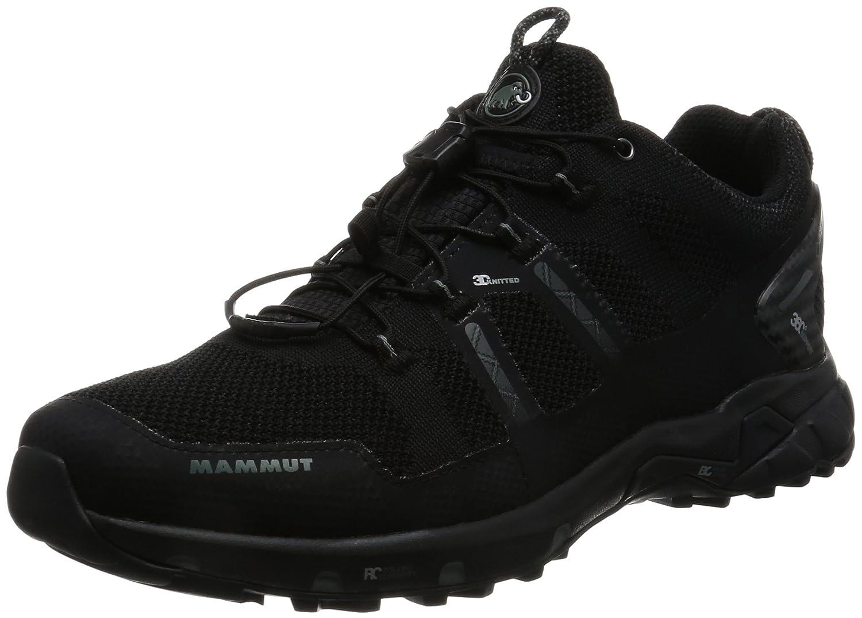 [マムート] メンズ トレッキングシューズ T Aegility Low GTX® Men 3020-05530 B01NCSP4OI ブラック/ブラック 25.0 cm