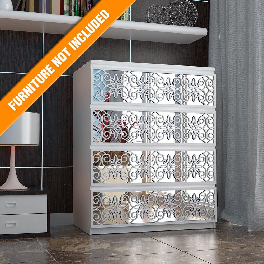 Furniture Decals - Furniture Hardware - Furniture Stencil - Furniture Paint - Furniture Appliques - Furniture Overlays - Panel