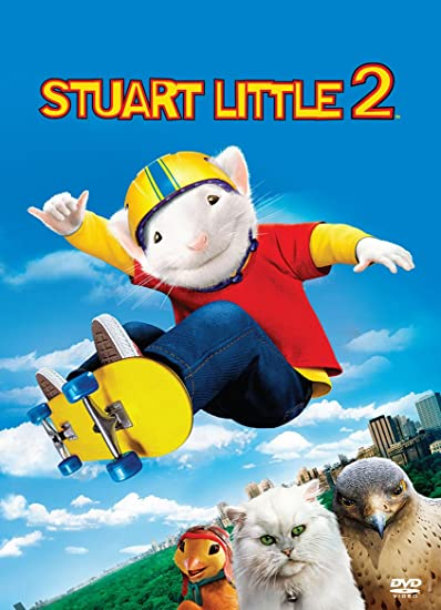 Amazonin Buy Stuart Little 2 DVD Blu Ray Online At Best Prices In India