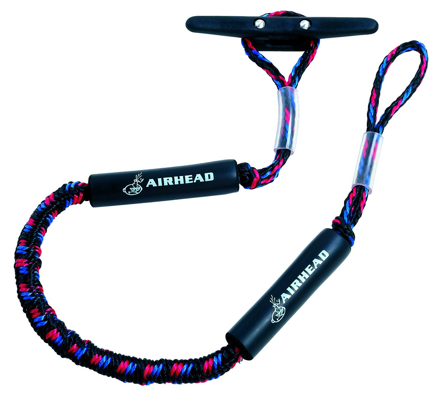 """AIRHEAD AHDL-5 Bungee Dock LINE 5', 60"""", Black/blue/red"""