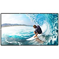 Deals on TaoTronics TT-HP023N 120 Inch Projector Screen 16: 9 HD