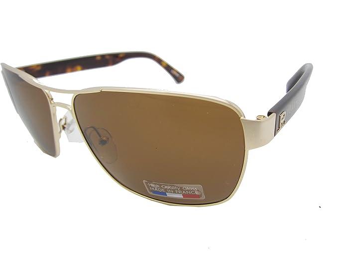 Amazon.com: Vuarnet anteojos de sol vl1115, negro: Clothing