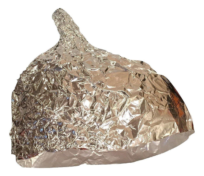 Image result for tinfoil hat