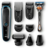 Braun multi grooming kit MGK3080 9 in one Trimmer for Precision Styling from head to toe