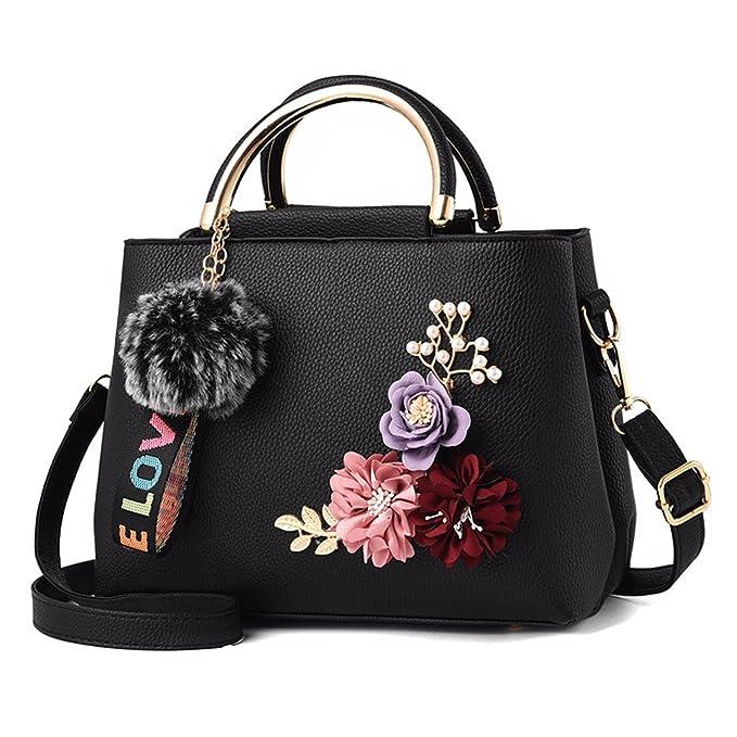 Amazon.com: yiblbox para mujer bolsos para mujer bolsos ...