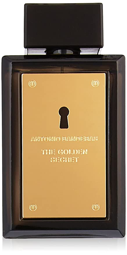 ANTONIO BANDERAS colonia the golden secret frasco 100 ml