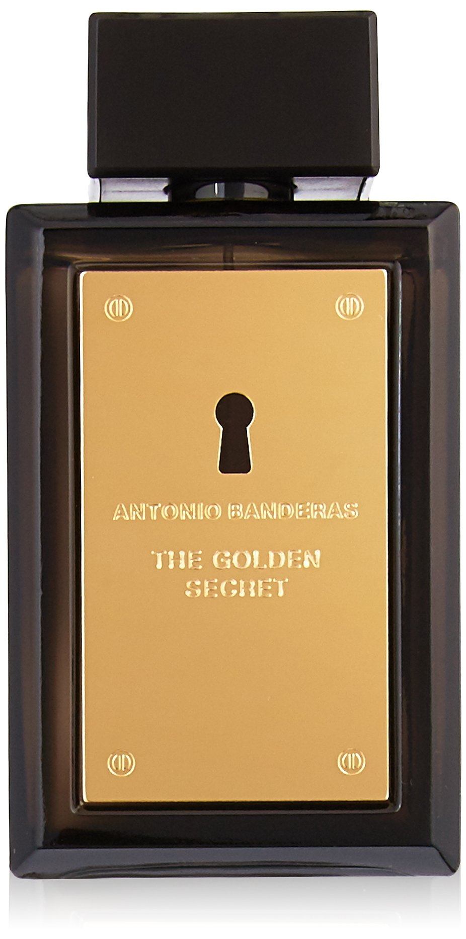 Perfume The Golden Secret Masculino Antonio Banderas Edt 100ml - Incolor - Único