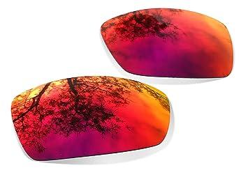 sunglasses restorer Lentes Polarizadas Ruby Red para Oakley Gascan