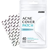 Avarelle Acne Absorbing Cover Patch Hydrocolloid Spot Treatment with Tea Tree Oil, Calendula Oil and Cica, Vegan…