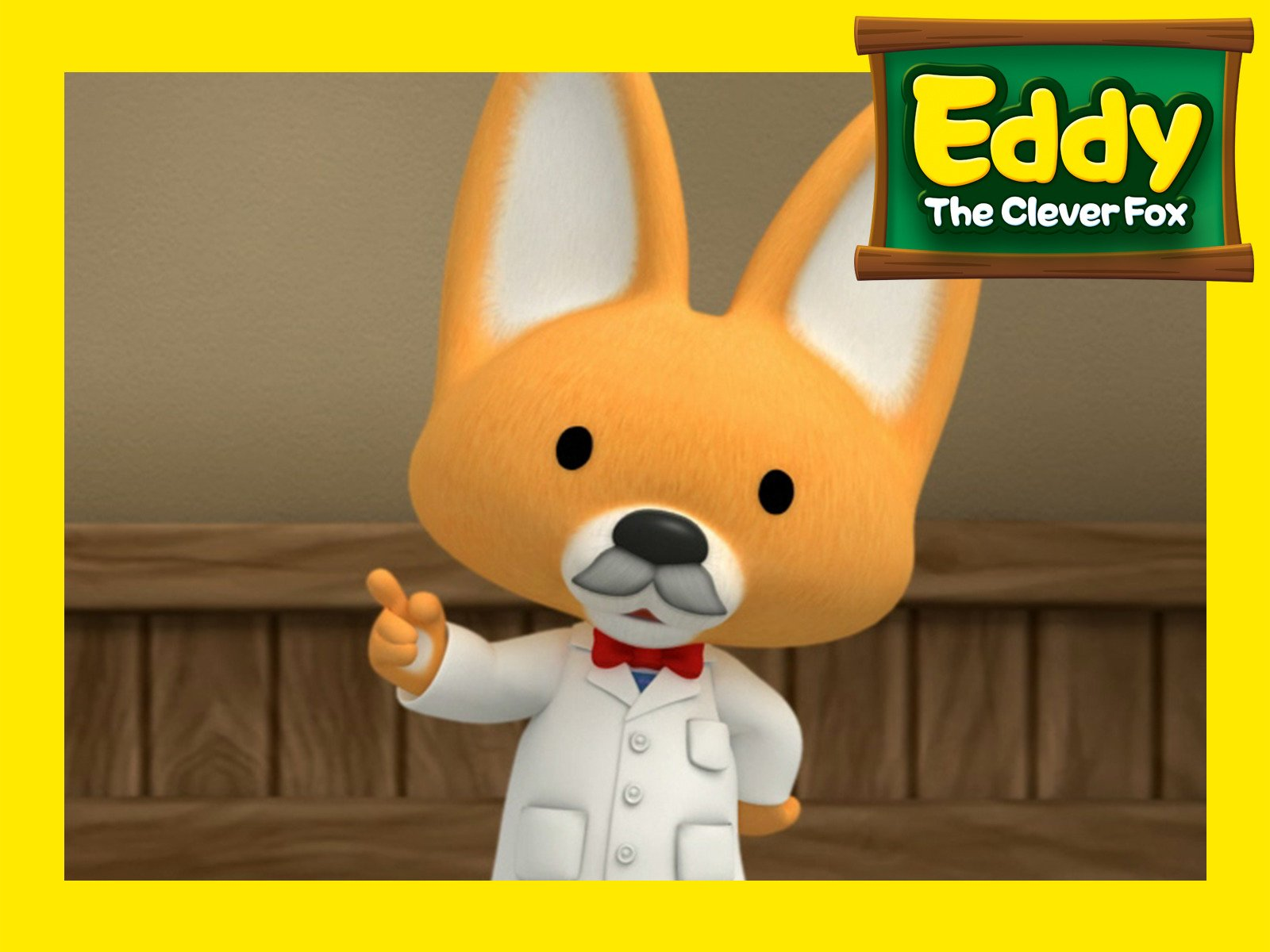 Eddy the Clever Fox on Amazon Prime Video UK