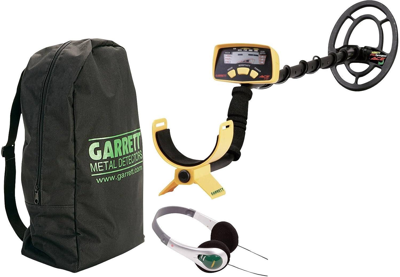 Garrett Metallsuchgerät Ace 150 Package: Amazon.es: Industria, empresas y ciencia