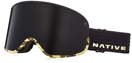 172b7f520f Amazon.com   Native Eyewear Tenmile Ski-Goggles