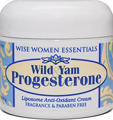 Wise Essentials Wild Yam & Progesterone Cream