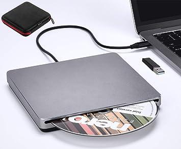 USB 2.0 External CD//DVD Drive for Compaq presario c559ef
