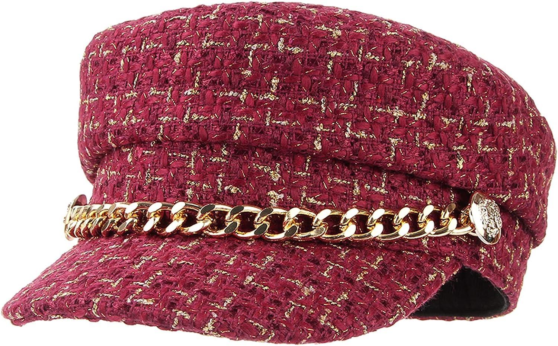 EOZY Women Newsboy Hat...
