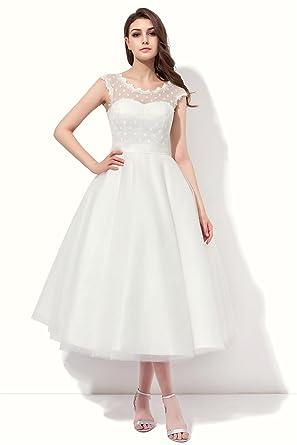 Fnkscraft Brautkleid Hochzeitskleid Brautjungfer Kleider Hochzeit