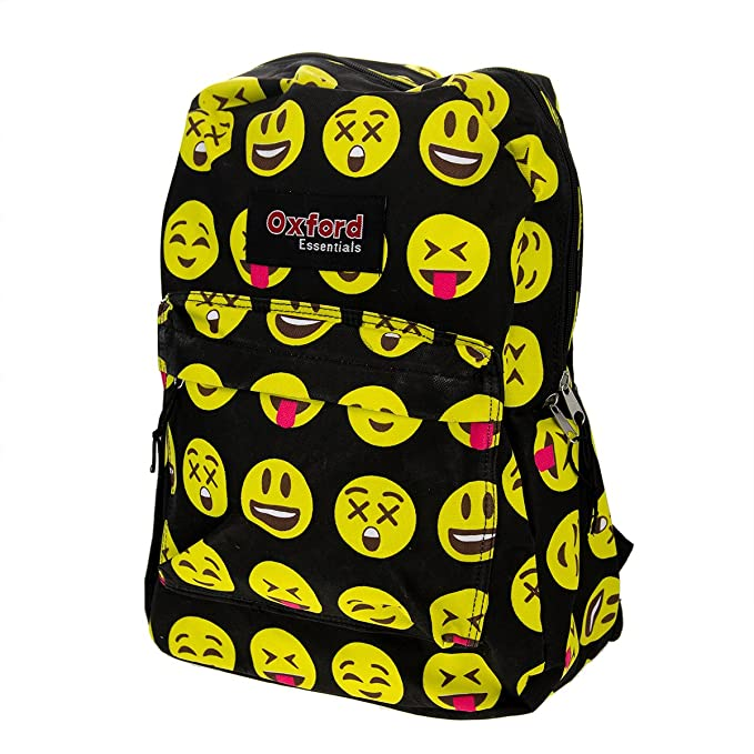 Kids Oxford Essentials - Mochila Emoji 16