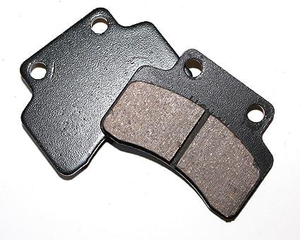 perfk Metal Brake Pad For 50-125CC Go Kart TaoTao Buyang