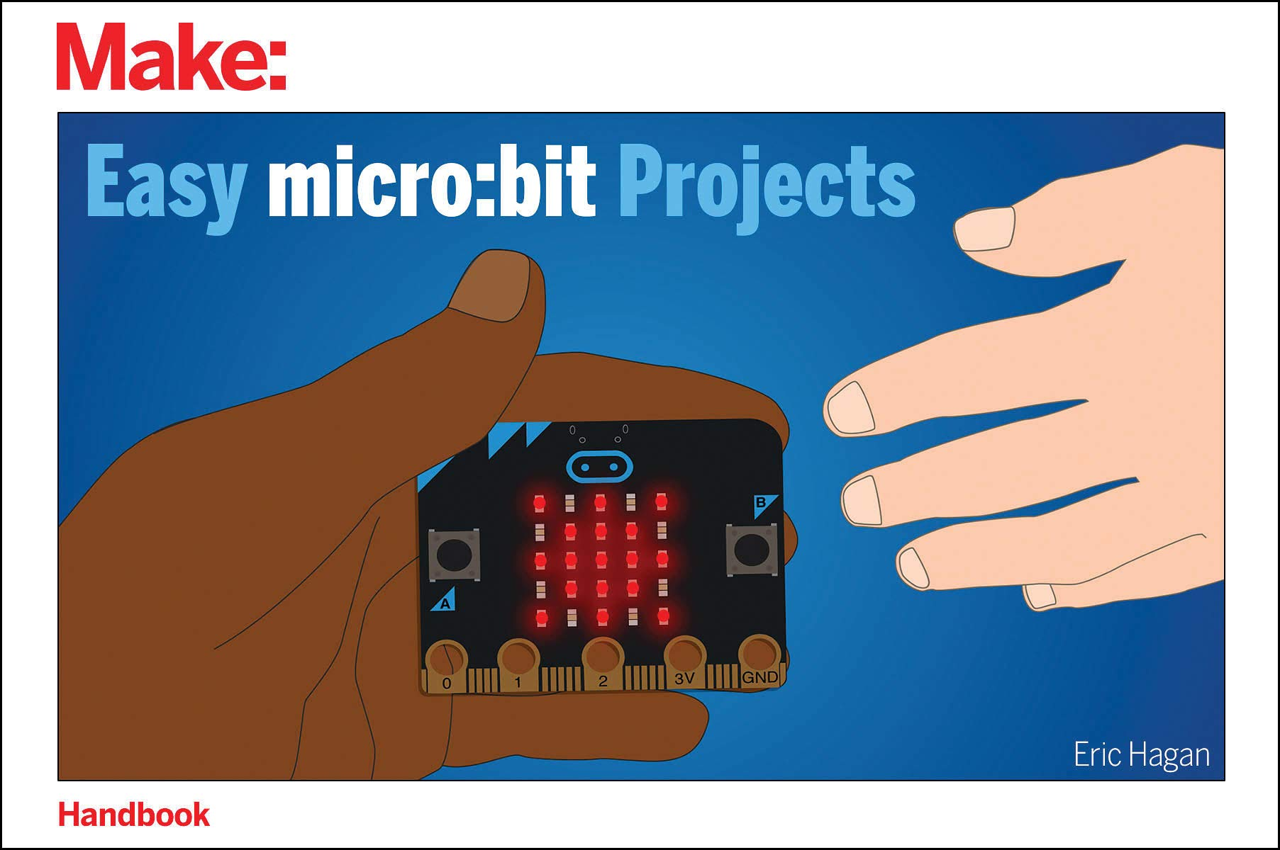 Easy micro - bit Projects por Eric Hagan