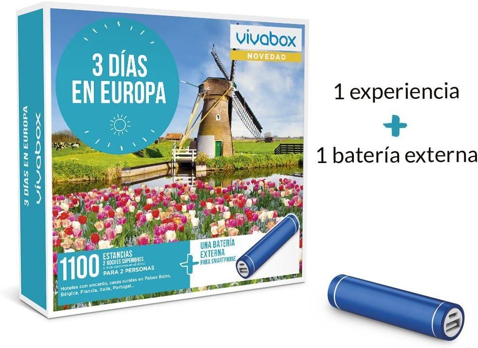 vivabox 3 dias en europa