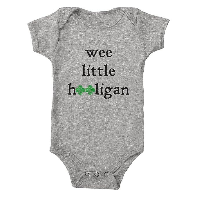 Amazon.com: Trunk Candy Wee Little Hooligan - Body de una ...