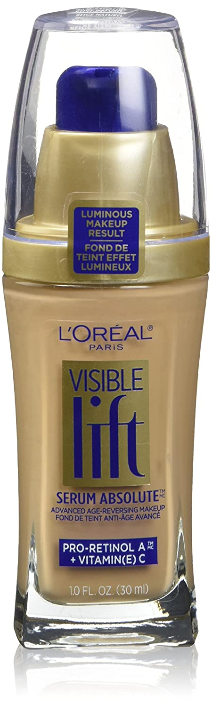 L'Oreal Visible Lift Serum Age-Reversing Makeup