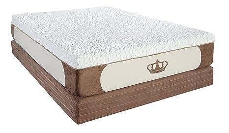 Amazon.com: DynastyMattress nuevo! colchón de espuma ...