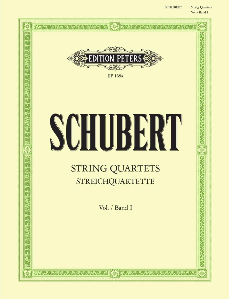Schubert: String Quartets - Volume 1 ebook