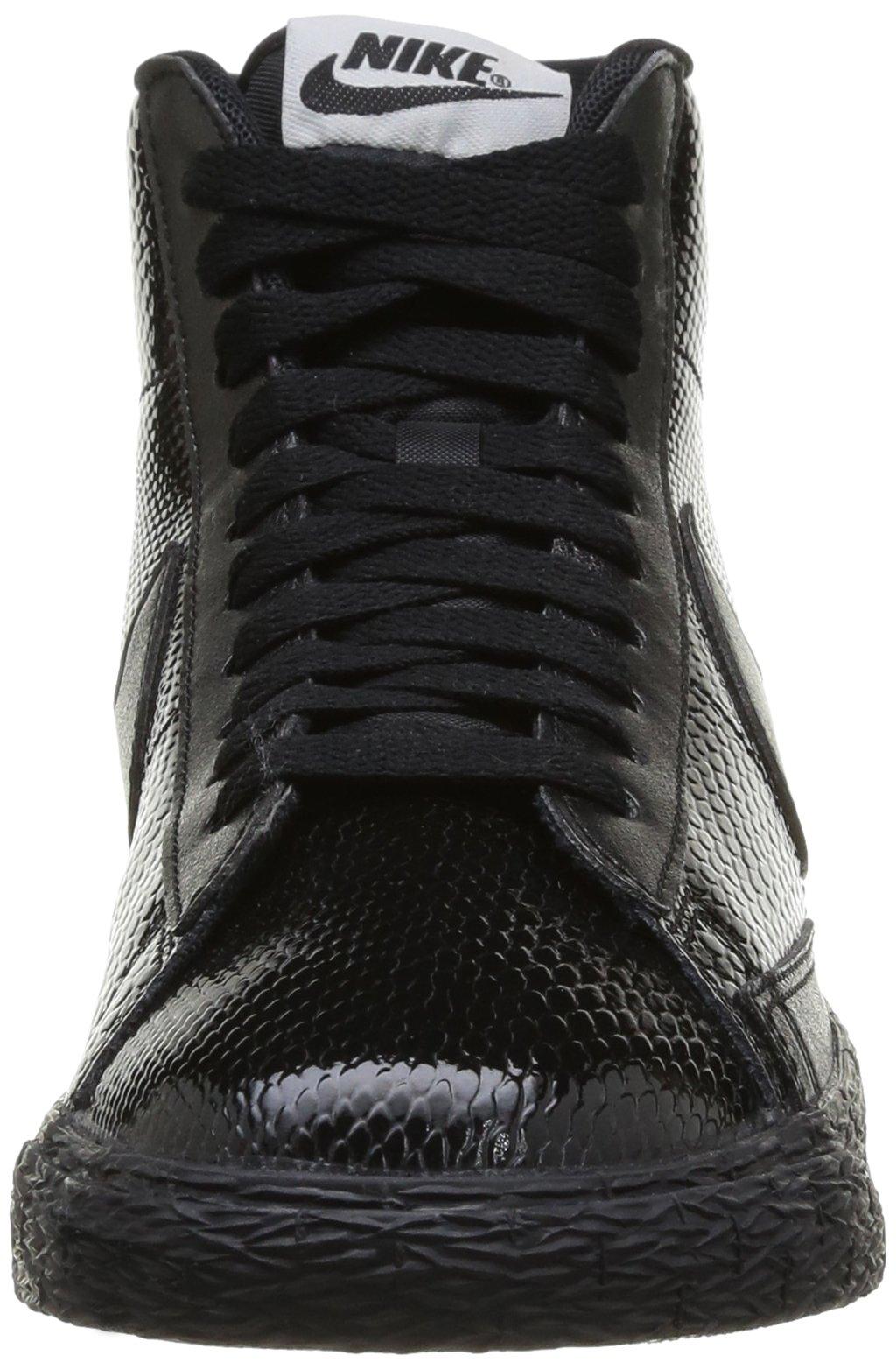 Nike Women's Blazer MID LTR PRM Black 685225-001 (SIZE: 8) by NIKE (Image #4)