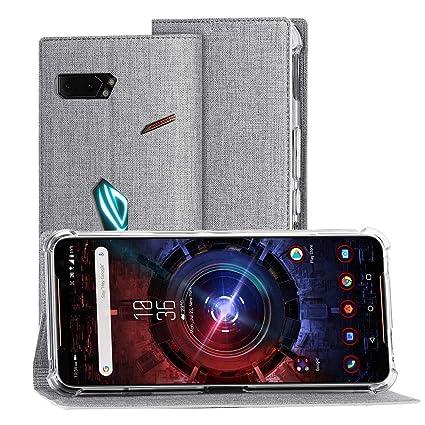 Amazon.com: ASUS ROG Phone 2 Funda, Foluu ASUS ROG Phone 2 ...