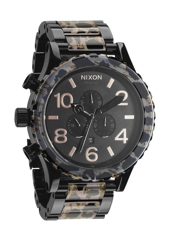 Nixon 51-30 chrono black&white dress