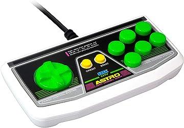 Amazon.co.jp: (2020年12月発売予定)アストロシティミニ コントロールパッド: ゲーム