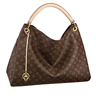 e51e41eb71a2 Image Unavailable. Image not available for. Color  Louis Vuitton Monogram  Canvas Artsy MM Handbag ...