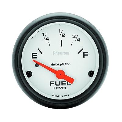 Auto Meter 5714 Phantom Electric Fuel Level Gauge: Automotive