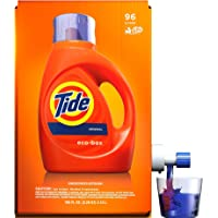 Tide Liquid Laundry Detergent Eco-Box (105 fl oz, 96 Loads) (Original Scent)