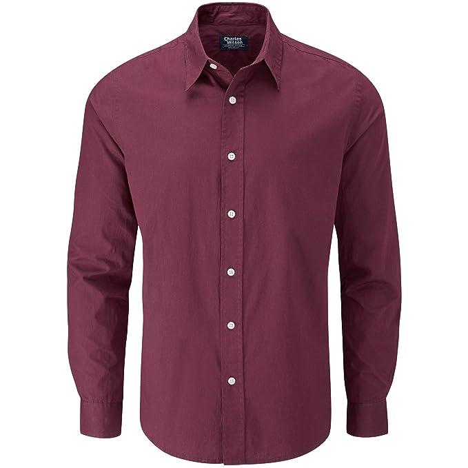 Camisa de manga larga para Hombre - Camisa elegante para hombres.