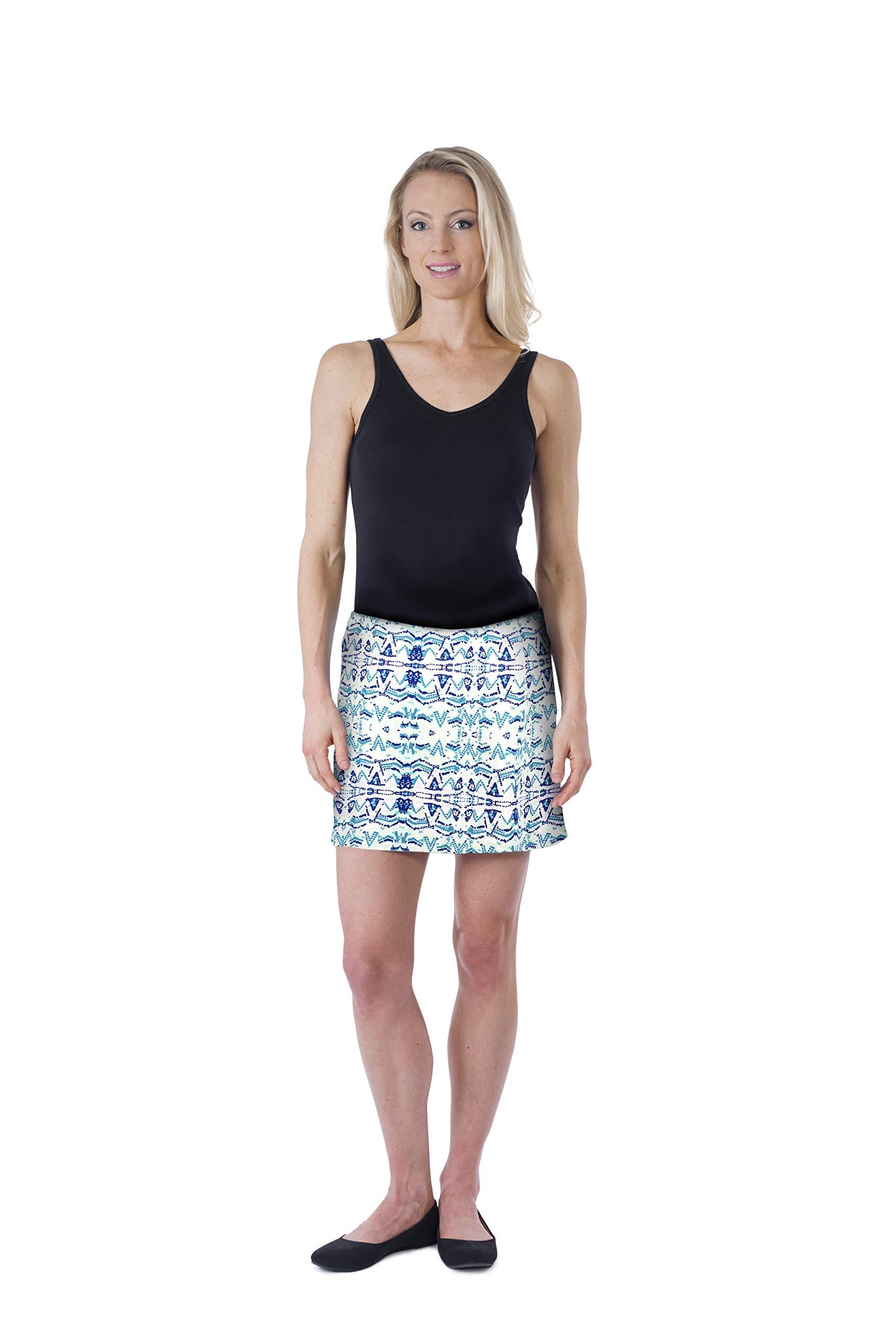 Colorado Clothing Women's Everyday Skort (Resonance, X-Small)