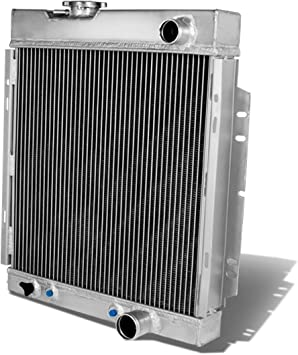DNA Motoring RA-FM64-3 Aluminum Racing Radiator