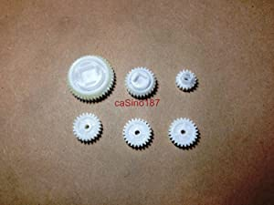 iRobot Roomba 600/700 Series Brush Gears Works with Gray CHM (select 500 series)
