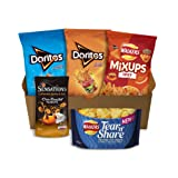 Walkers, Doritos and Sensations Crisps and Snacks Party Box 815 g